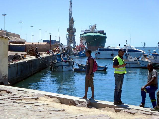 Porto do Namibe