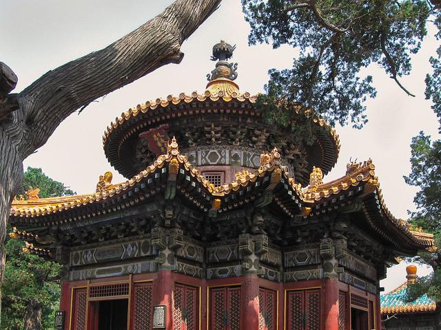 Pavilion of Ten Thousand Spring Seasons