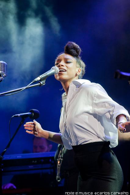 Lianne La Havas - EDP Cool Jazz '15