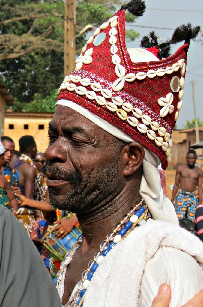 voodoo priest | Benin, West Africa  Ouidah  FETISHEUR VIDEO … | Flickr