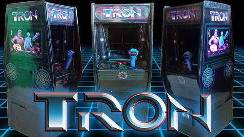 tron | by Arcade_Models