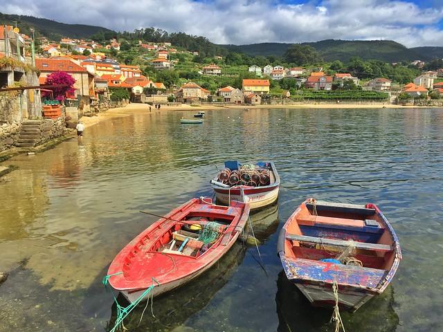 Combarro (Rías Bajas, Galicia)