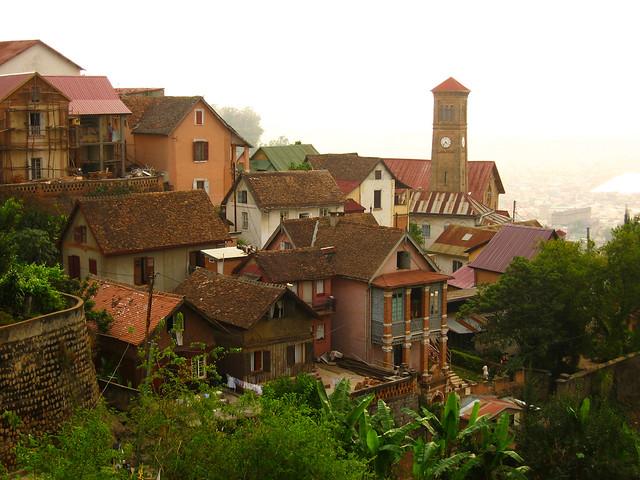 Transition to Madagascar128
