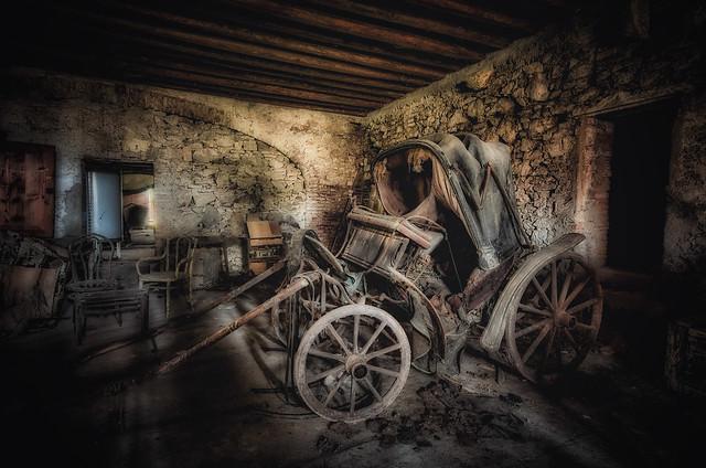 Villa R.  il calesse del poeta...  fragilimemorie.com