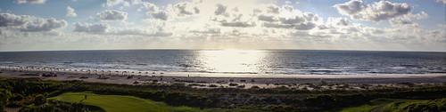 ocean autostitch panorama beach unitedstates florida panoramic fernandinabeach ameliaisland jsconf jsconf2013