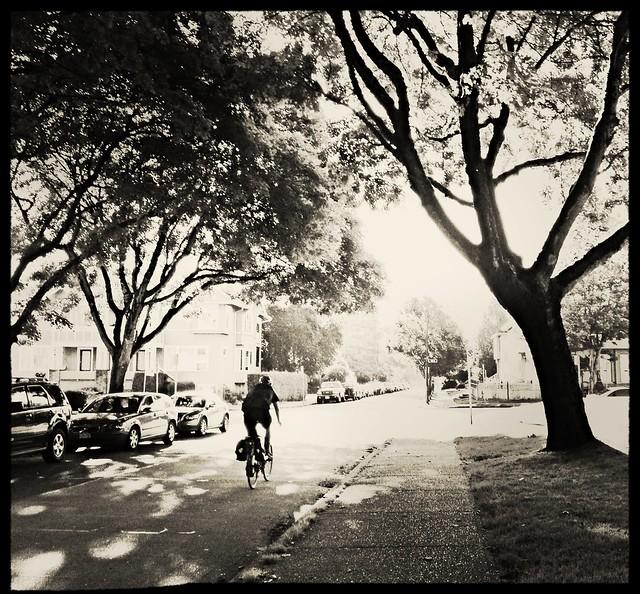West 3rd Avenue at Vine Street