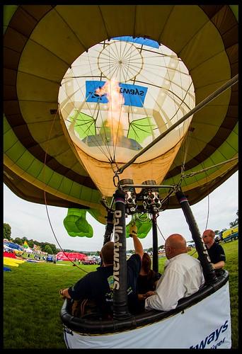 Bristol Balloon Fiesta 2013 | by Fatdeeman
