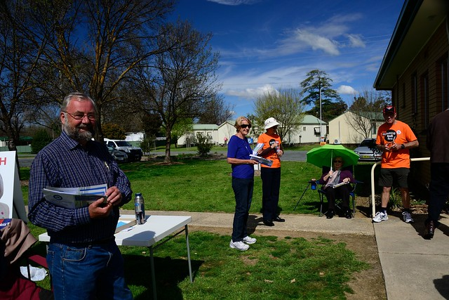 Election 2013—Electorate of Indi—Booth Chiltern  nº4