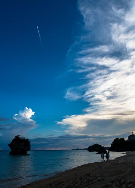 2013/9/8 PM5:48 | mi-baru beach