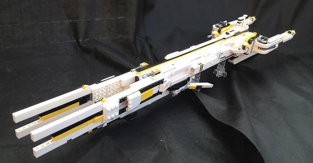 Yaguchi-class Siege Cruiser