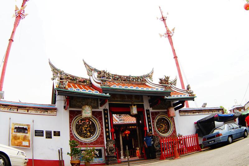 Đền thờ Tianhou- Melaka