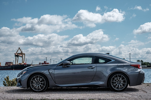 Lexus RC-F | by Janitors