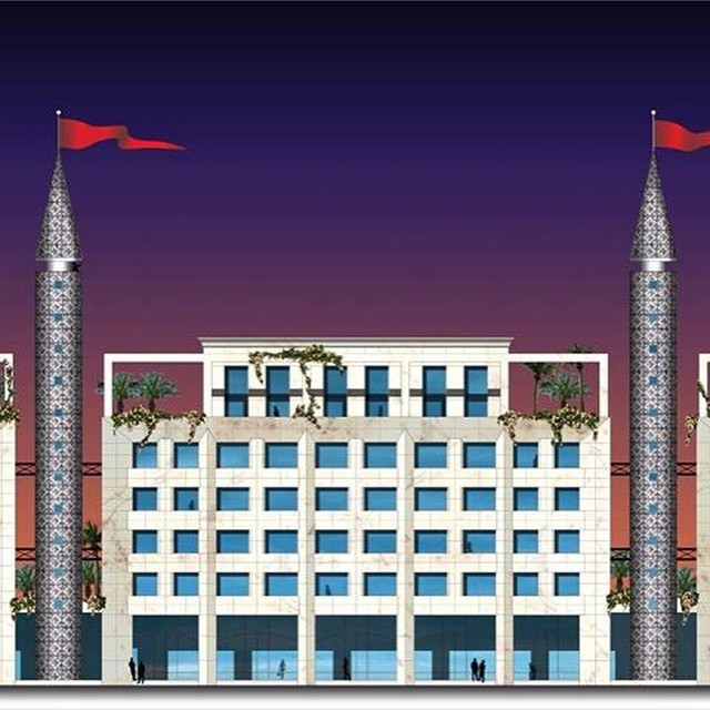 Housing complex, office and commercial in Jeddah - Kingdom