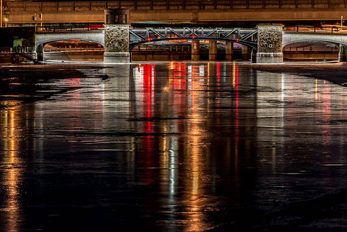 Reflection on Ice | by KVSE