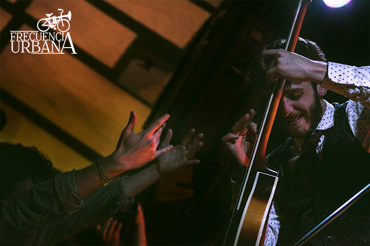 """Imágenes del concierto de Los Wallas en el Café la Palma. La crónica aquí,  <a href=""""http://frecuenciaurbana.es/los-wallas-cafe-la-palma/"""" rel=""""nofollow"""">frecuenciaurbana.es/los-wallas-cafe-la-palma/</a>"""