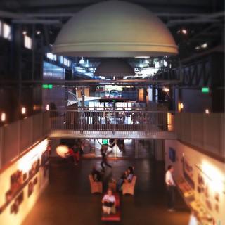 Exploratorium Lobby