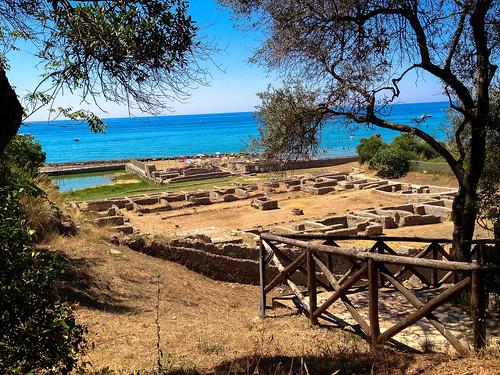 Villa of Tiberius, Sperlonga | by Andy Hay