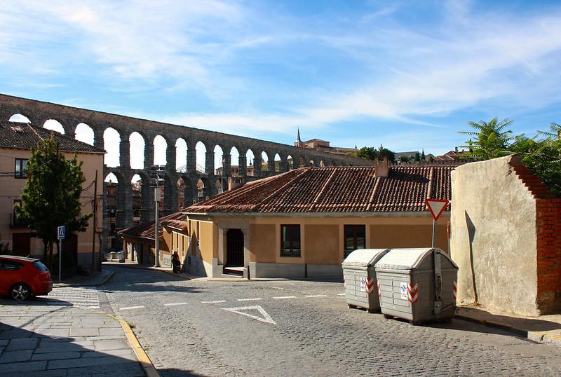 Segovia, September 2013