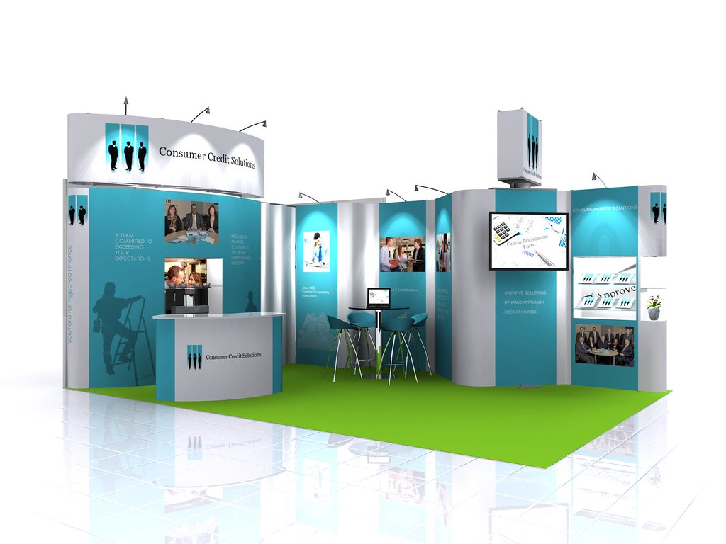 Expo Display Stands : Re usable exhibition stand expo display service is offerinu flickr