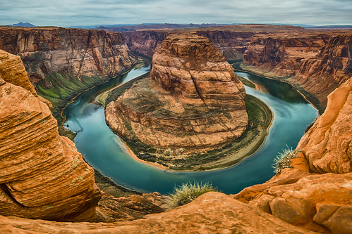 arizona panorama river sandstone stitch bend cliffs page handheld navajo hdr horseshoebend littlecoloradoriver ushape roadclosures