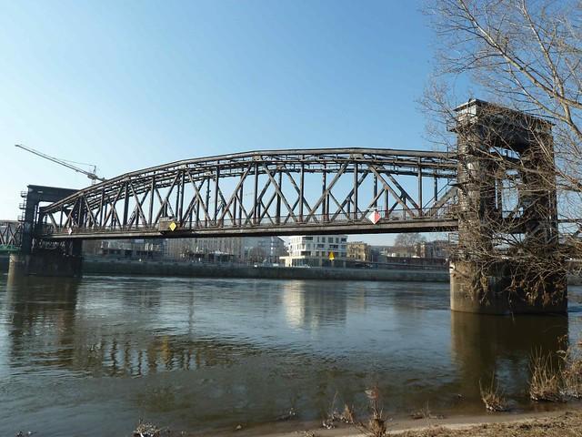 Magdeburg Vertical Lift Bridge