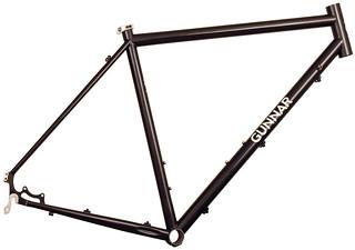 Gunnar Fastlane Disc Cross / Commuter/ Touring Frame | by Gunnar Cycles