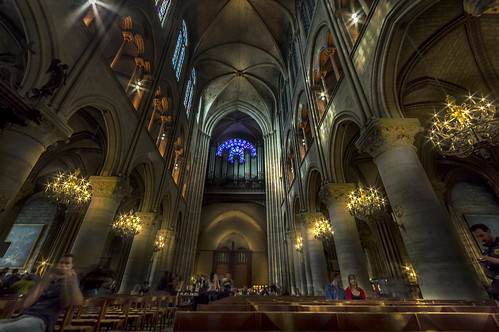Paris, Notre Dame | by Luc Mercelis