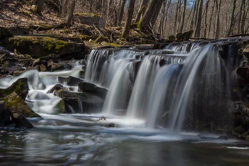 waterfall lockport indianfalls gulfwildernesspark centralniagaracounty