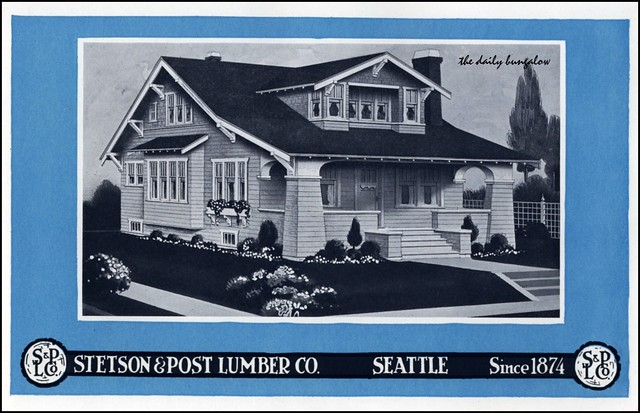 1923 Stetson & Post Lumber Co.