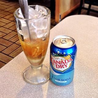 The perfect summer refreshment. Vietnamese Salty Lemonade with Soda. Made with preserved lemons. #vietnamesefoodrocks #lemonaid #itishotoutside   by john_Onate