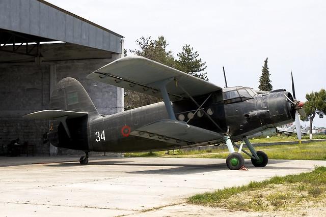Y-5 Albanian Air Force