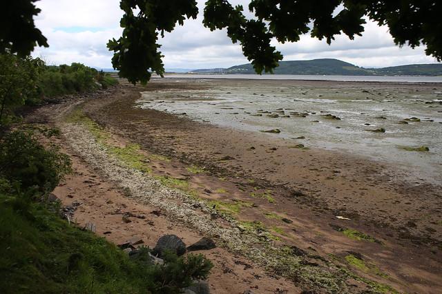 The coast near Inverness