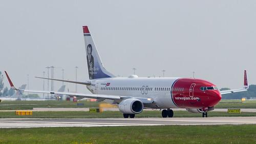 Norwegian B737  LN-DYM | by Transport Pixels