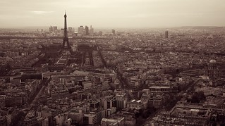 Paris skyline, France | by Luke,Ma