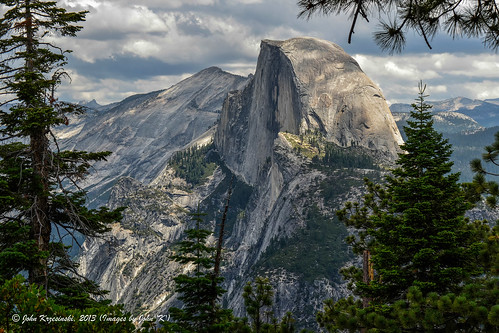 Half Dome from Glacier Point | by Images by John 'K'