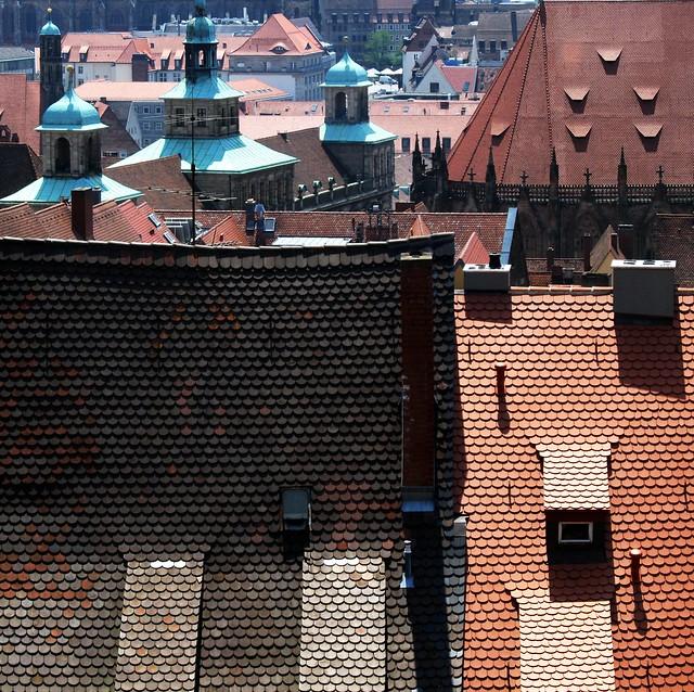 roofs-in-Nuremberg