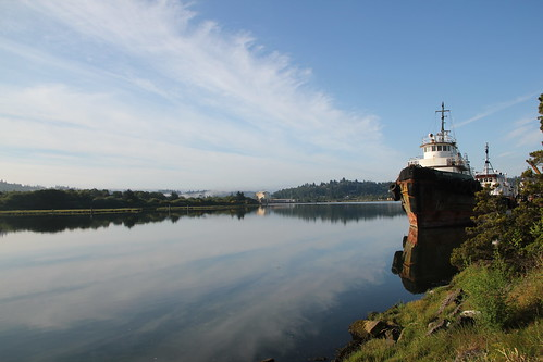 Coos Bay sunny morning 6 | by kahunapulej