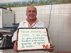 what is your passion? (FUNDACIÓN ESPERANZA VIVA, COLOMBIA)