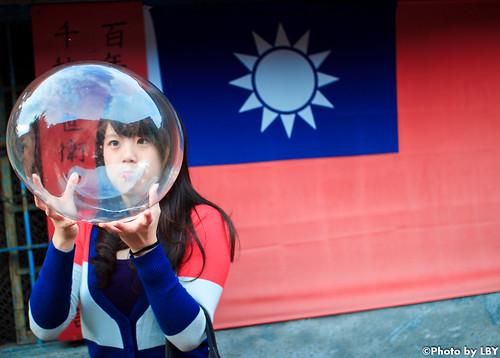 美女|人像外拍|台灣Taiwan旗 | by LBY|IMAGE