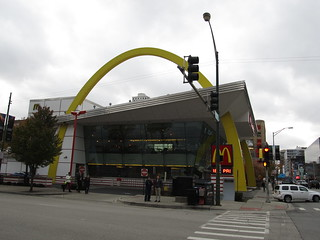 Rock N Roll McDonald's, Chicago, Illinois | by Ken Lund