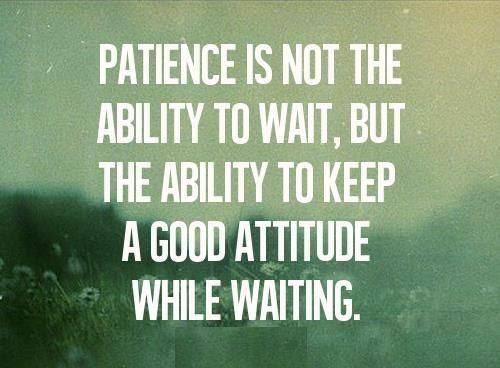lovequote #Quotes #heart #relationship #Love Patience is ...