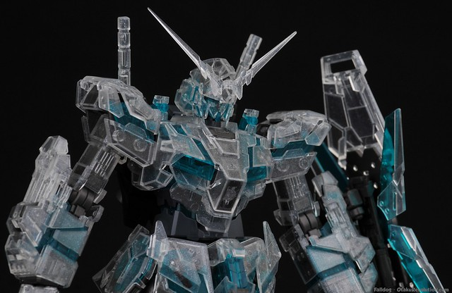 MG Clear Full Armor Unicorn - Snap Fit 10