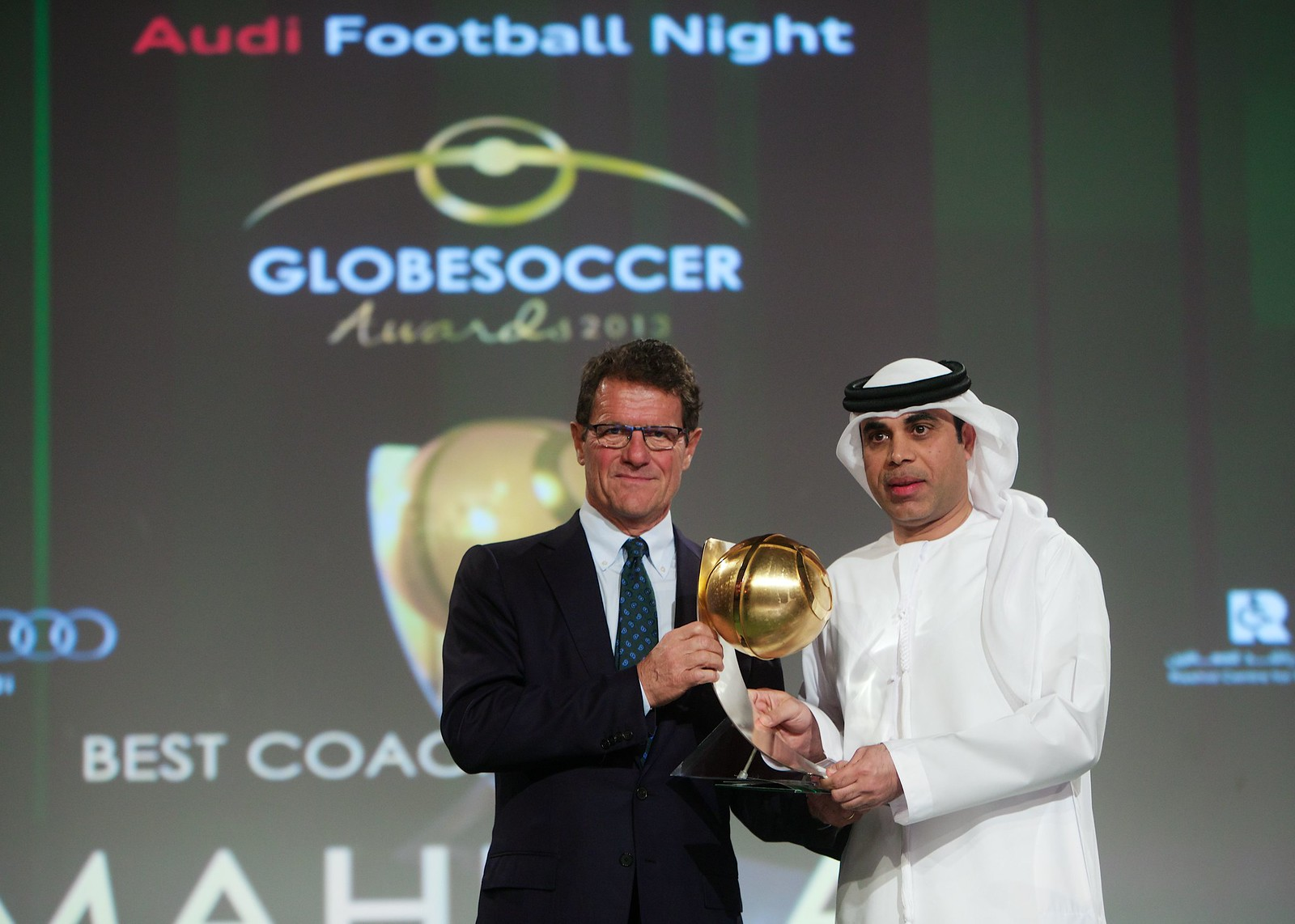 Globe Soccer Awards 175