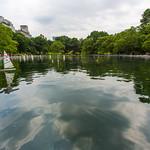 Sailboat pond