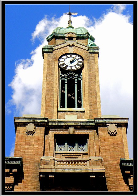 Rochester NY ~ Sibley's Department Store ~ Main Street Store Clock
