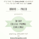 Are you ready to challenge yourself? GO PALEO! Monica Bravo and Wendy Myers challenge you to get fit and get lean! Bravoforpaleo.com liveto110.com #liveto110 #wendymyers #paleo #challenge #detox #getfit #livehealthy