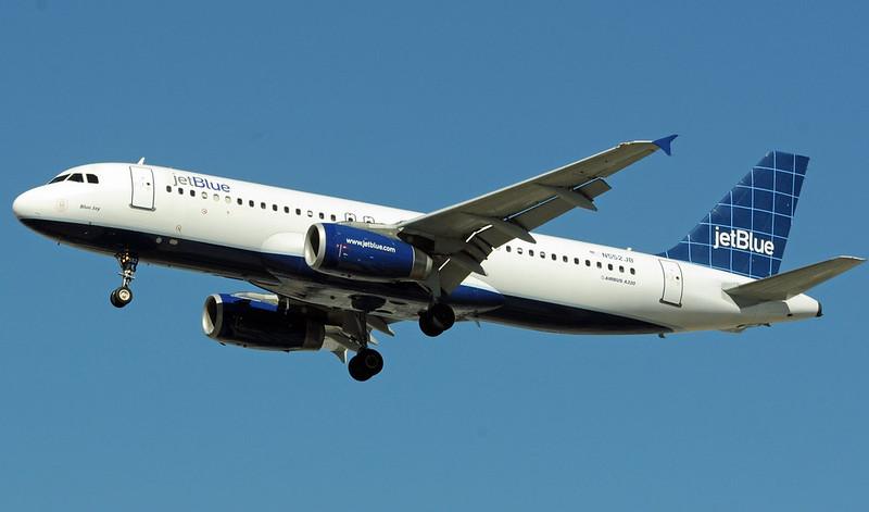 N552JB A320 LAS 310