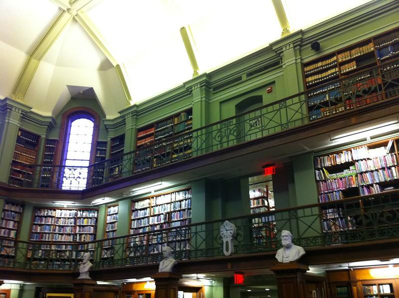 Concord Ücretsiz Halk Kütüphanesi
