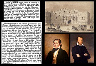 6th March 1836 - The Alamo | by Bradford Timeline