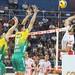 Montes Claros x Brasil Kirin (1ºPart. Playoffs Superliga) by Montes Claros Vôlei Oficial